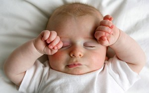 Kid's sleeping problems